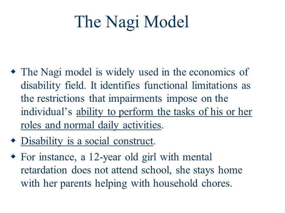 The Nagi Model