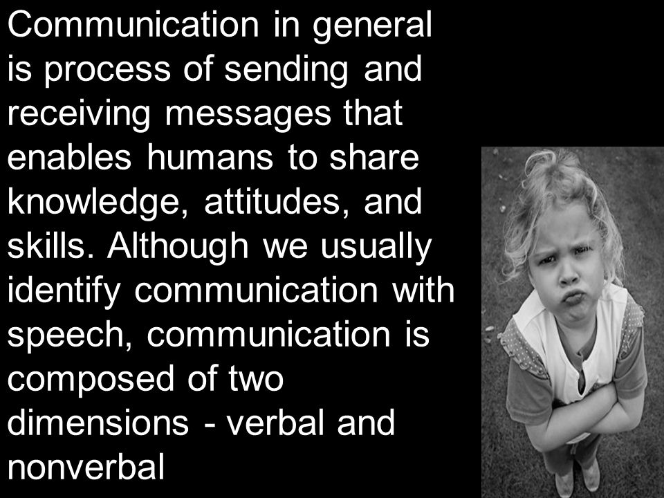 Understanding Communication Skills