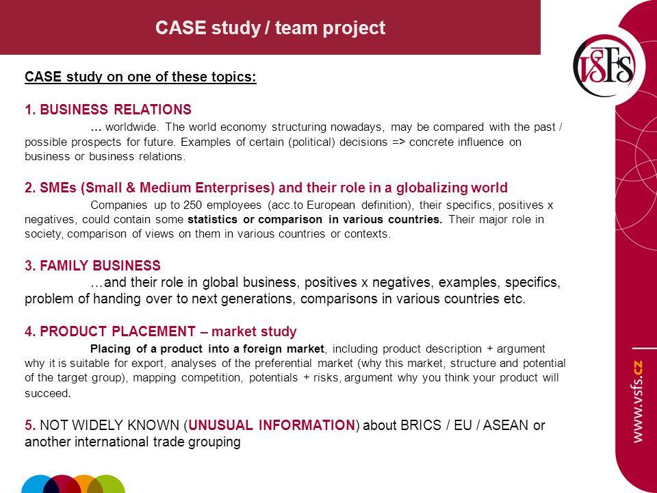 finance case study essay example
