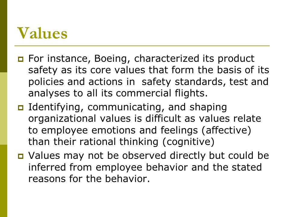"""boeing and organizational behavior Define organizational behavior and identify the variables associated with its study 2 case incident 2, """"boeing dreamliner: engineering nightmare or."""