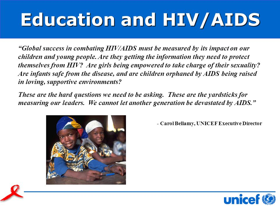 Education and HIV/AIDS