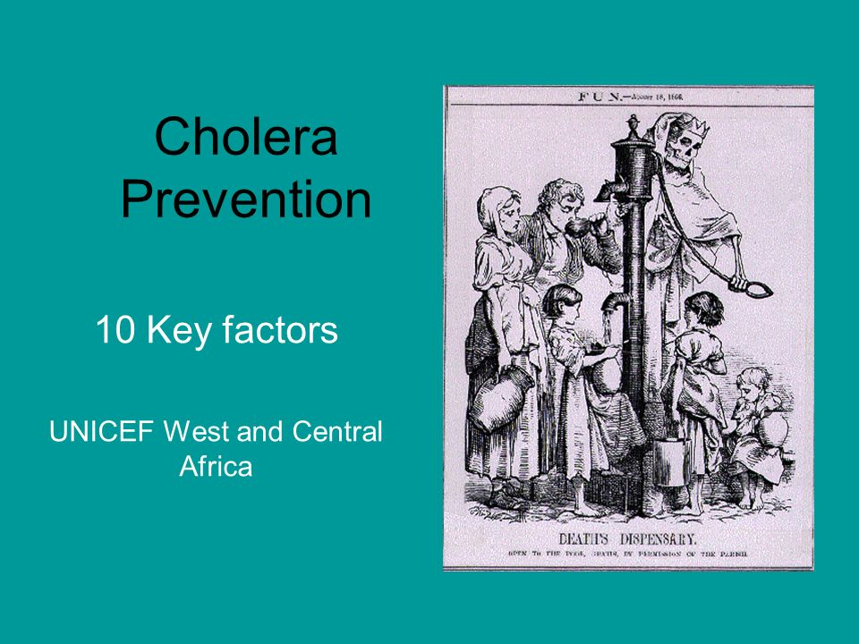 10 Key factors UNICEF West and Central Africa