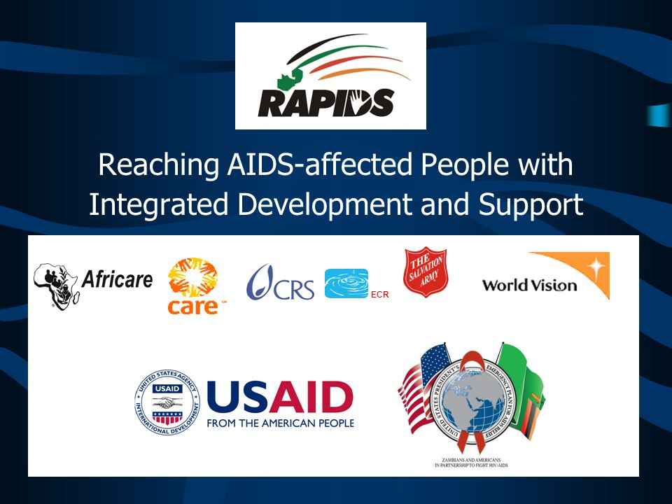 Reaching AIDS-affected People with Integrated Development and Support
