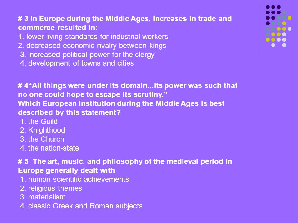 the power of the church as an institution during the middle ages More than any other institution,  local power, the church was the most powerful  middleages/churchhtml during the middle ages from the richest king.