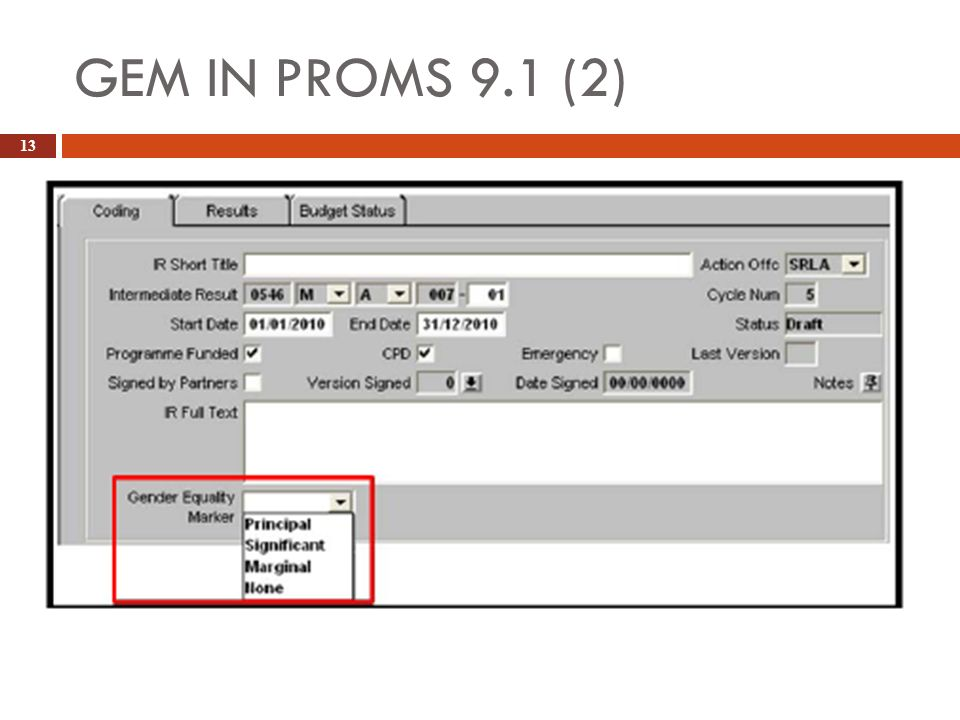 GEM IN PROMS 9.1 (2)