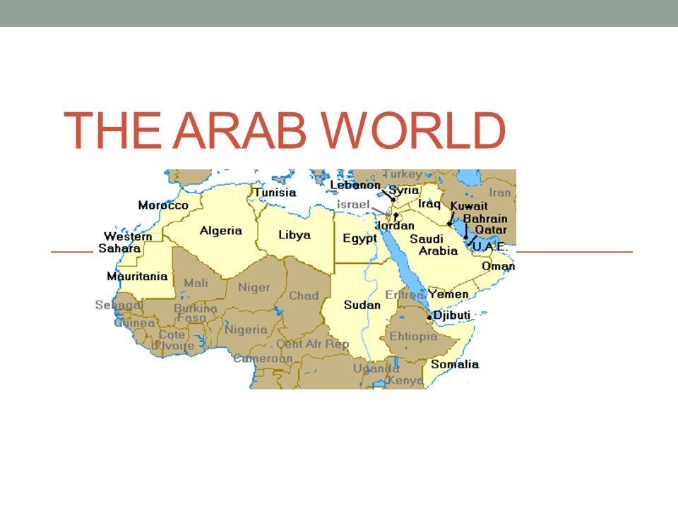 Quiz big quiz when 5a 5b mon 19th nov 5c wed 21st nov ppt 3 the arab world sciox Image collections