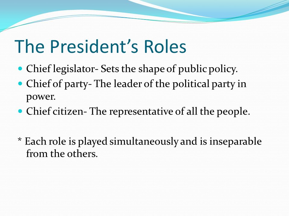 the president and his political powers As the political scientist richard neustadt observed in his classic work, presidential power, a book that had great influence on president john f kennedy, the essence of a president's power is the power to persuade because our divided constitutional system does not allow the president to lead by commanding, presidents amass power by making.