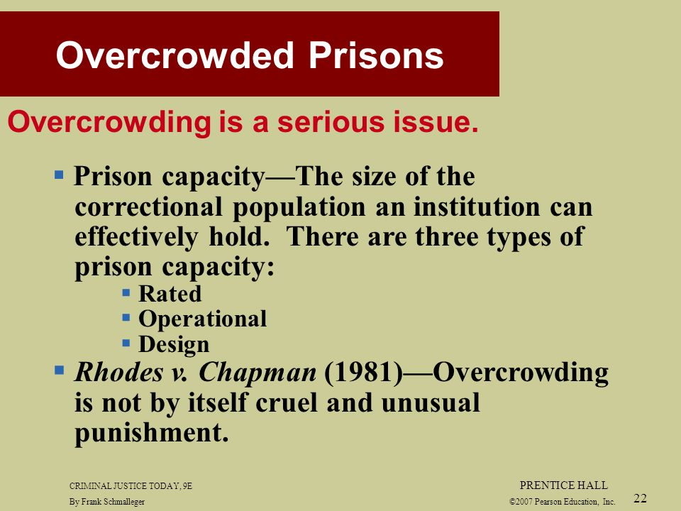 overcrowded prisons essay 96 overcrowding in prisons essay examples from professional writing company eliteessaywriters get more argumentative, persuasive overcrowding in prisons essay samples and other research papers after sing up.