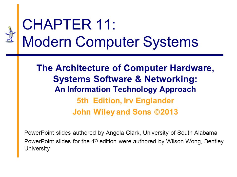an introduction to the analysis of computer systems
