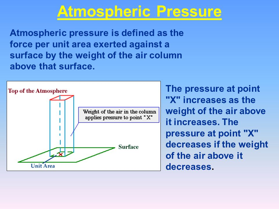 how to find density of air given temperature and pressure