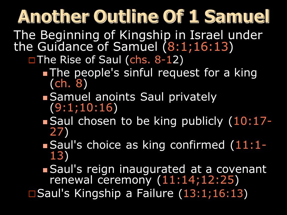 saul outline Liberty university the significance of the calling of paul saul still puzzles the research paper the significance of the calling of paul the apsotle outline.