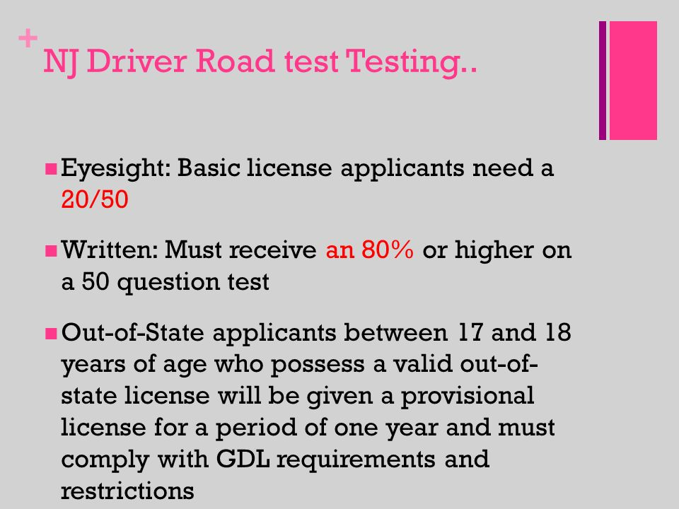 An evaluation of the age for receiving a drivers license