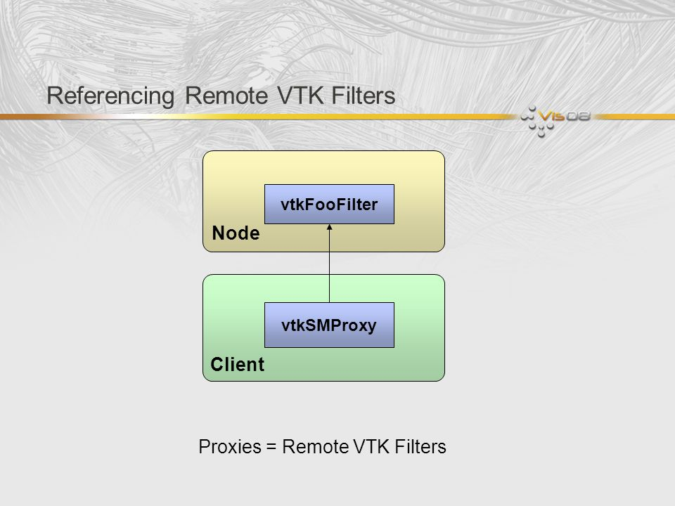Referencing Remote VTK Filters
