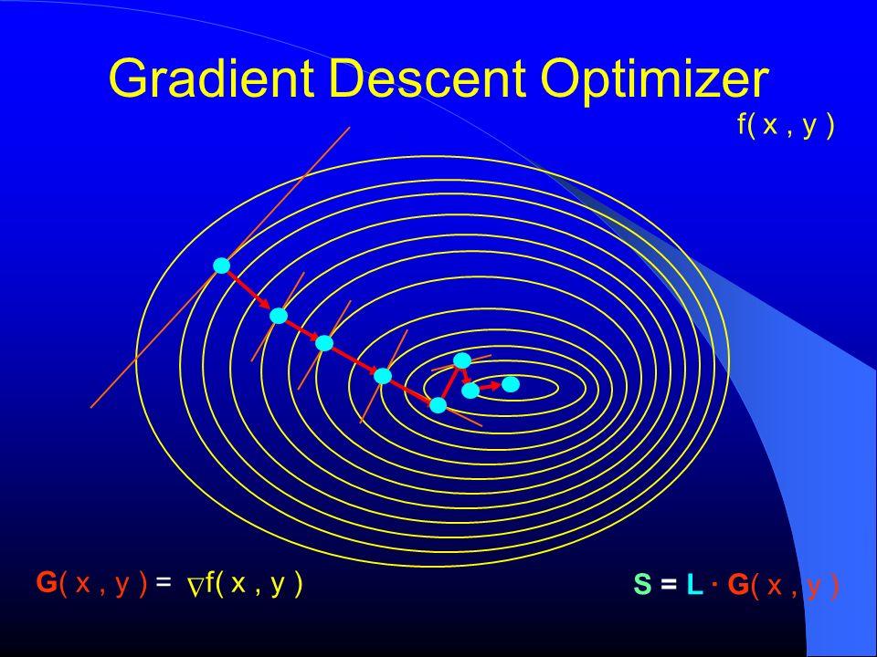 Gradient Descent Optimizer