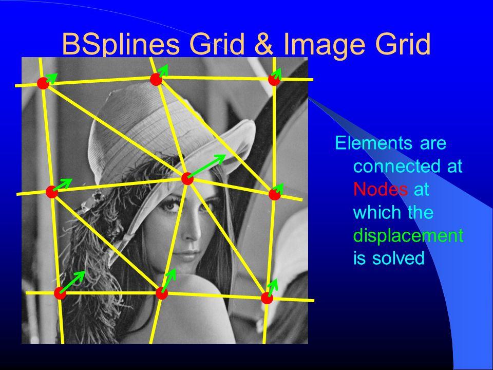 BSplines Grid & Image Grid