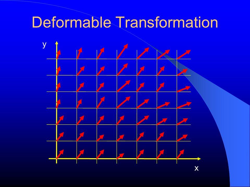 Deformable Transformation