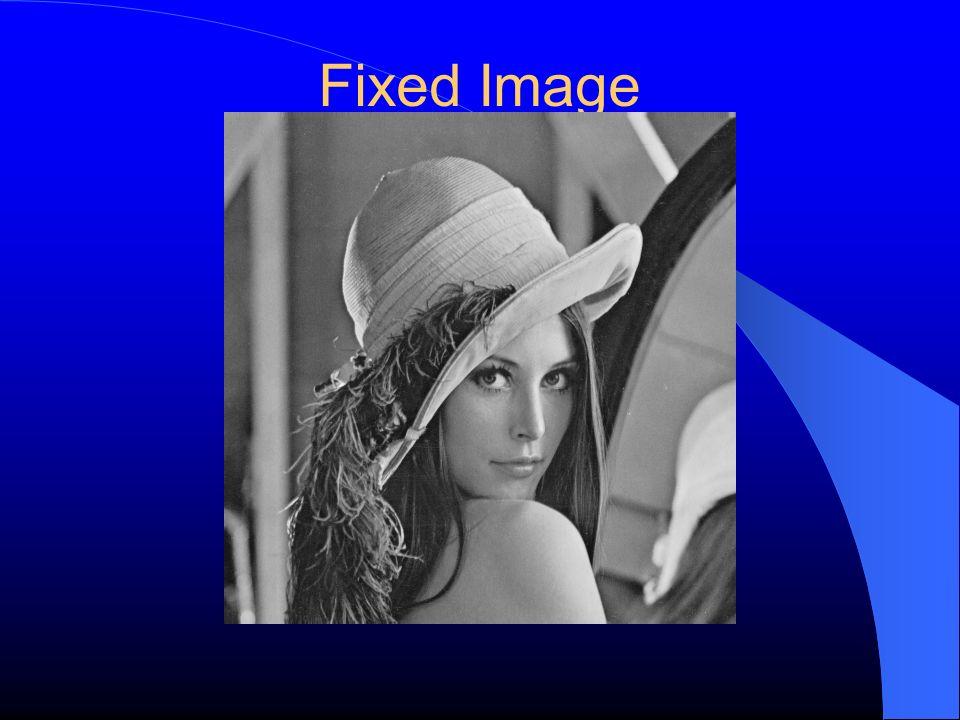 Fixed Image