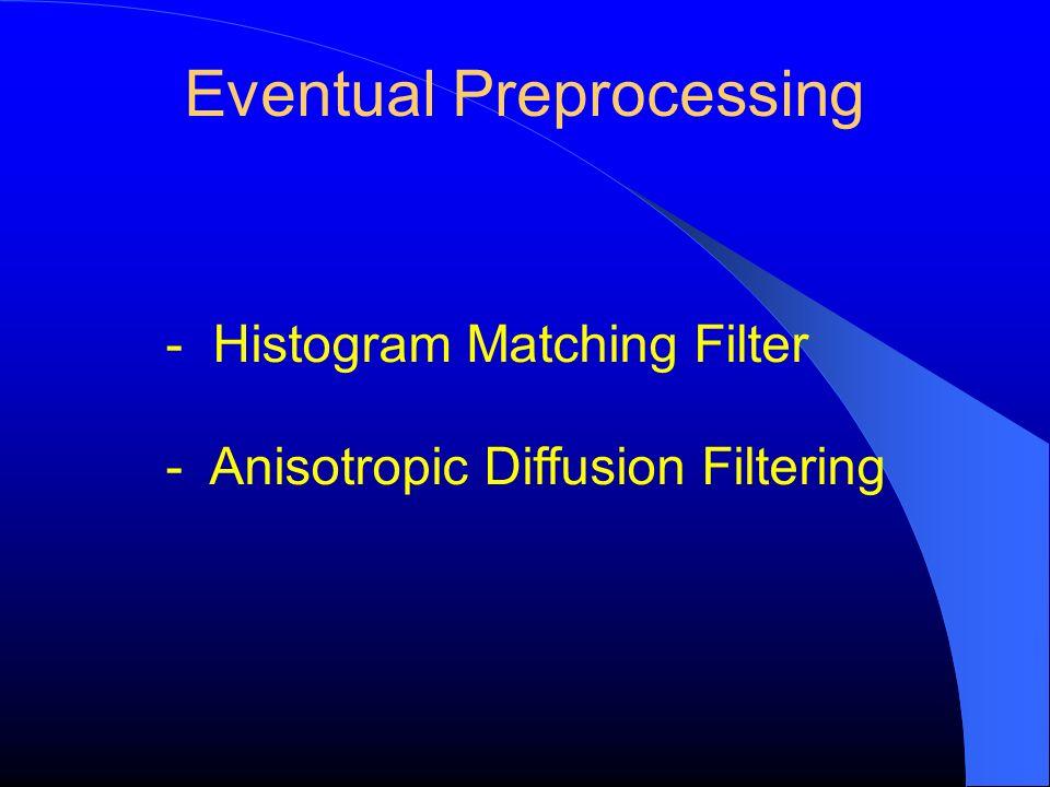 Eventual Preprocessing
