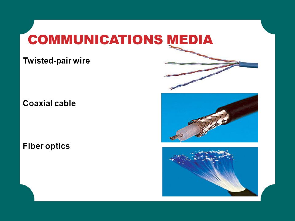 Telecommunication & Network Applications Part 2 - ppt download