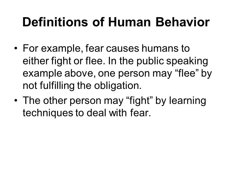 Demeanor Definition