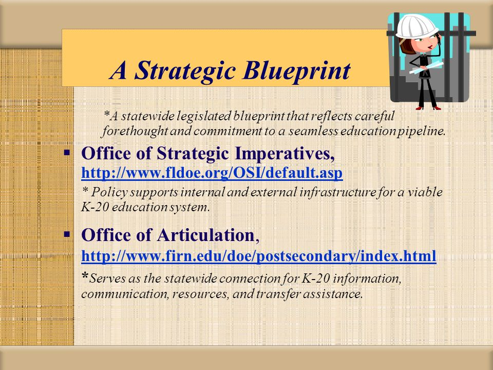 Office of Strategic Imperatives,