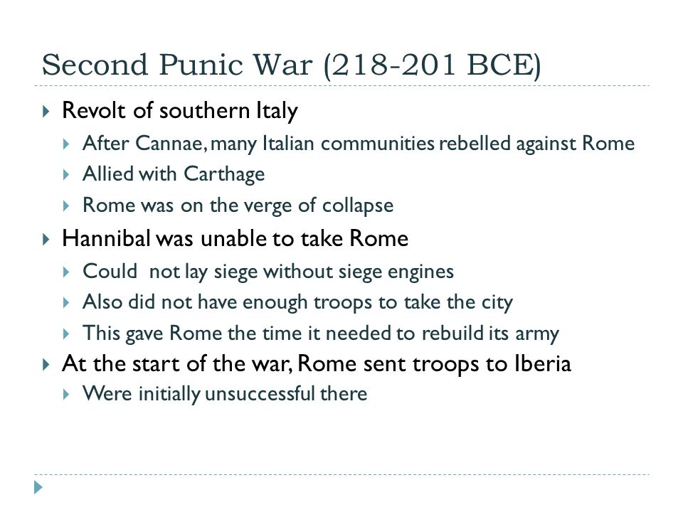 punic war essay The first punic war started with a request by the locals in messana for the romans to aid them in defeating the essay about the first punic war (264-241 bce.