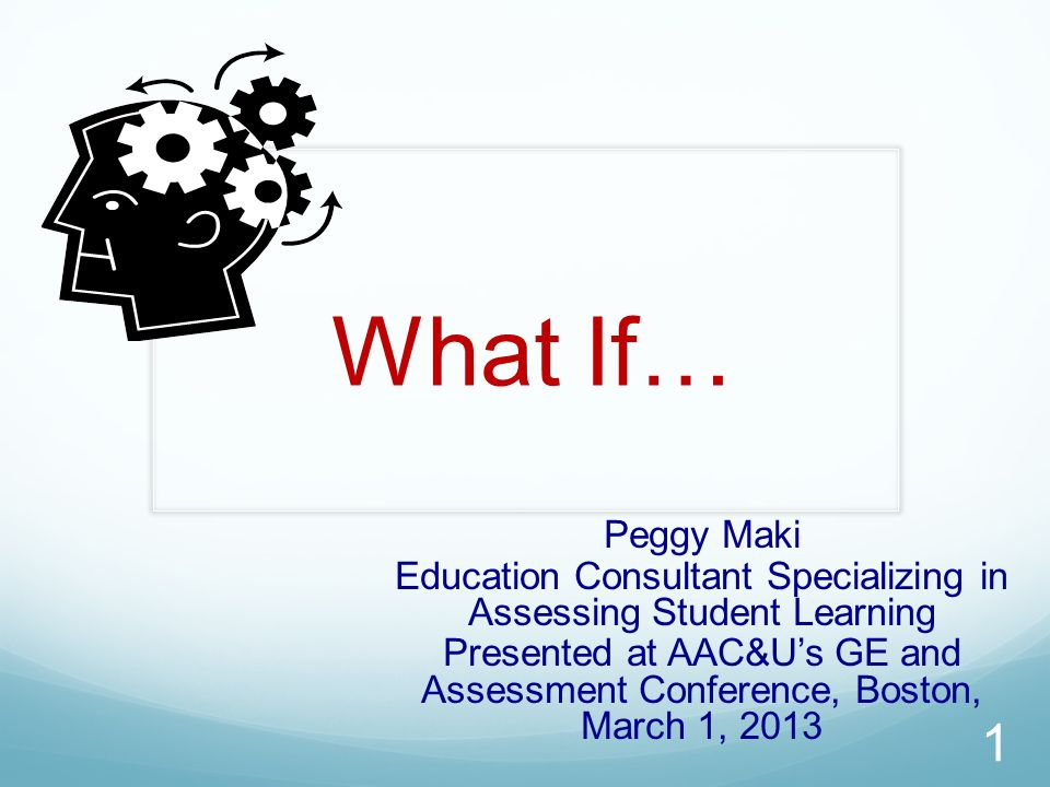Education Consultant Specializing in Assessing Student Learning