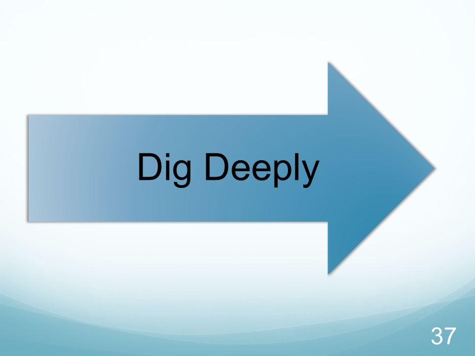 Dig Deeply