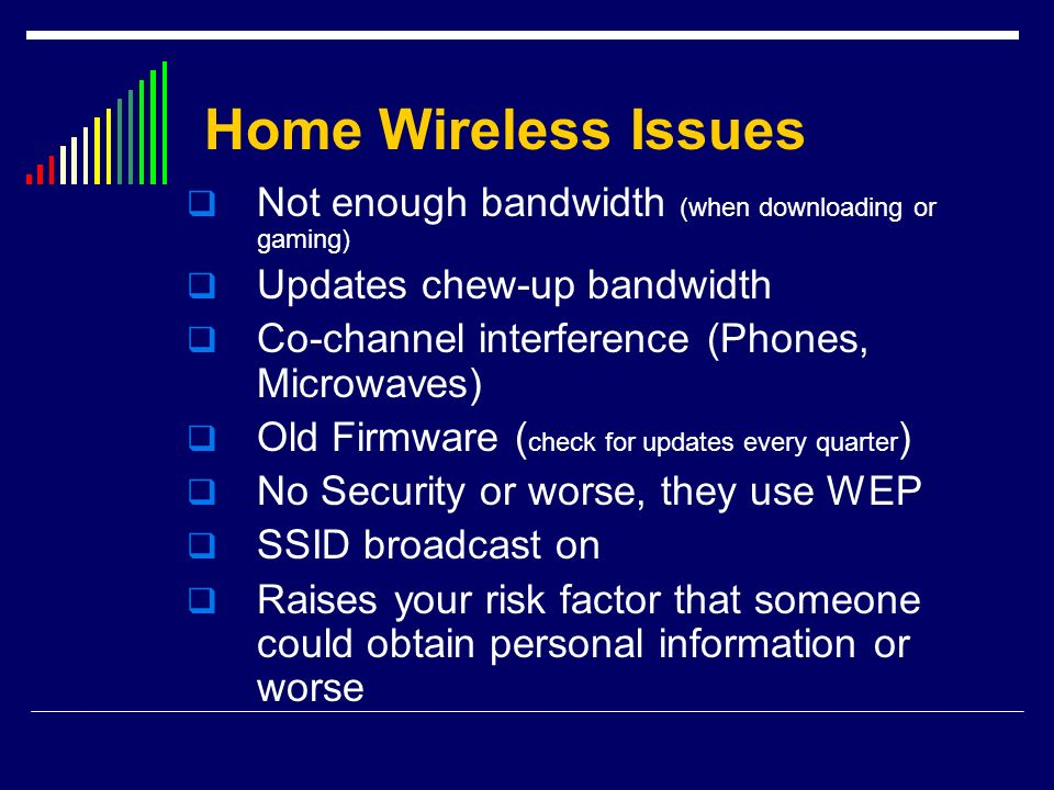 Home Wireless Issues Not enough bandwidth (when downloading or gaming)