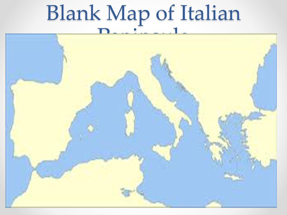 Ancient Rome SOL WHI Ppt Download - Ancient rome map blank