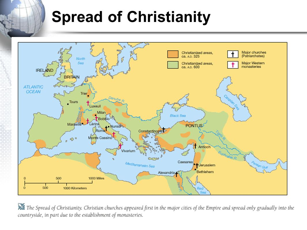 Christianity in the 10th century