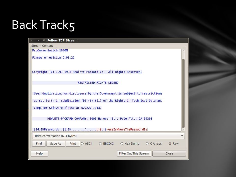 Back Track5