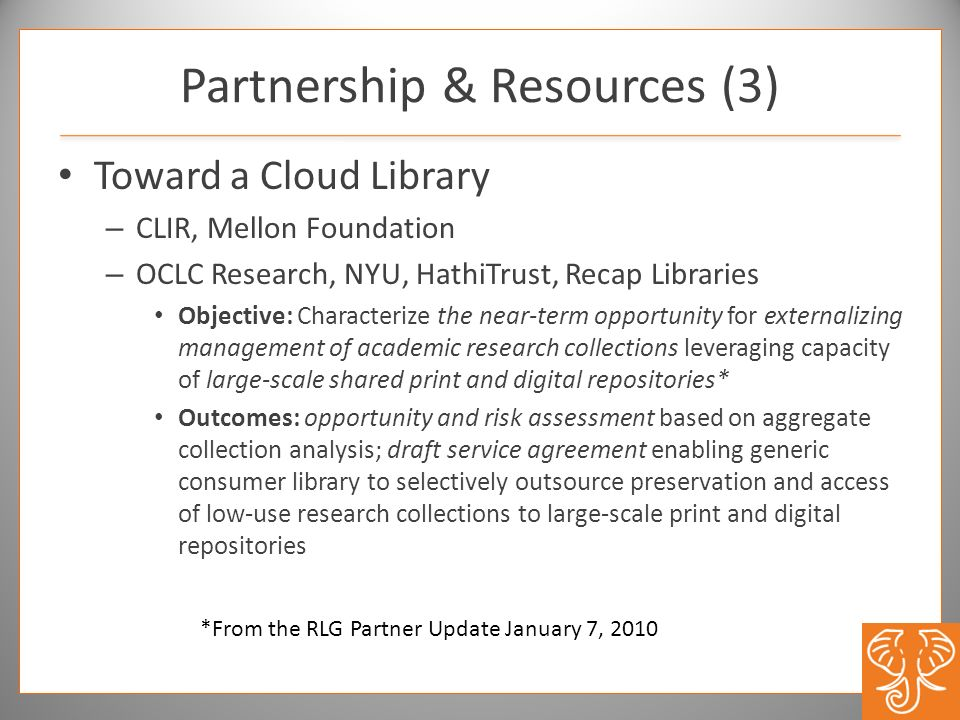 Partnership & Resources (3)