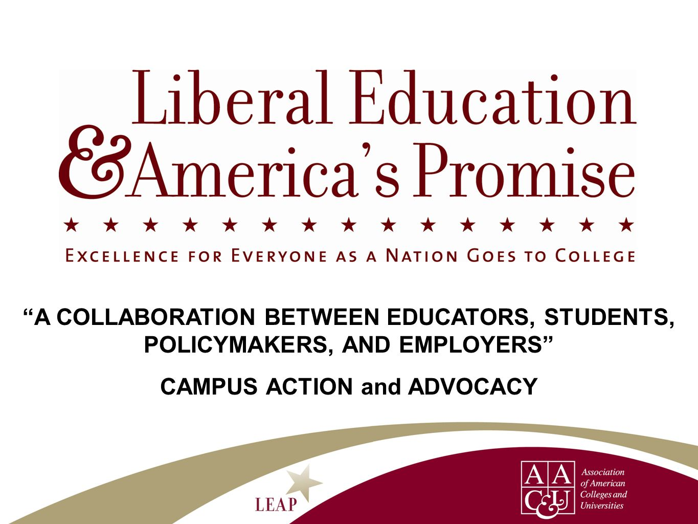 CAMPUS ACTION and ADVOCACY