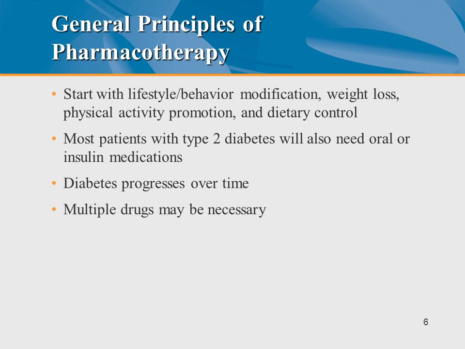 General Principles of Pharmacotherapy