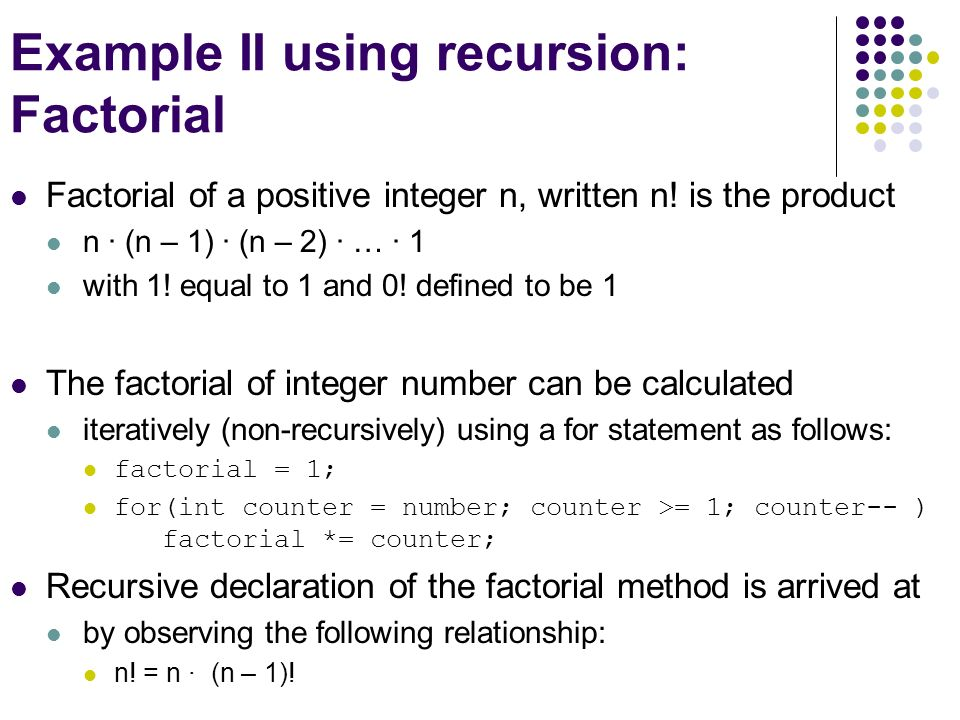 Python Program to Find Factorial of Number Using Recursion
