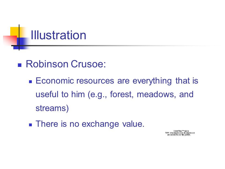 Illustration Robinson Crusoe:
