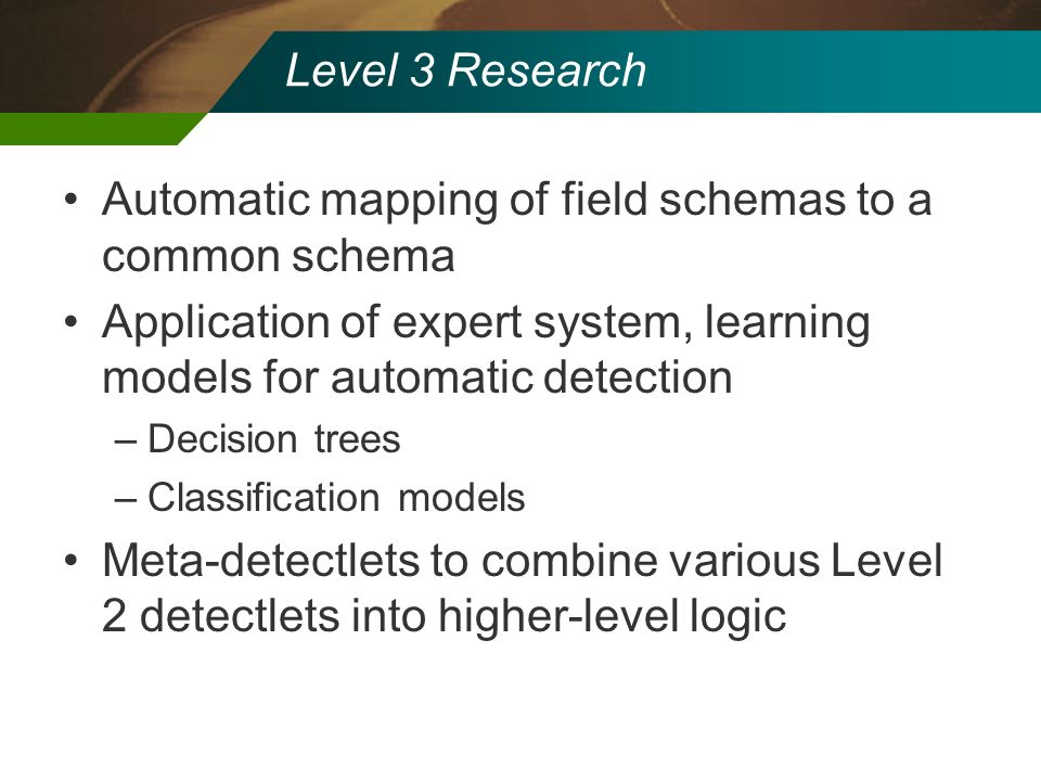 Automatic mapping of field schemas to a common schema
