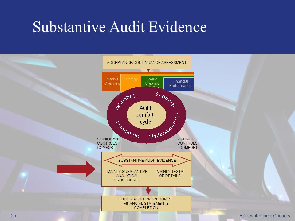 Substantive Audit Evidence