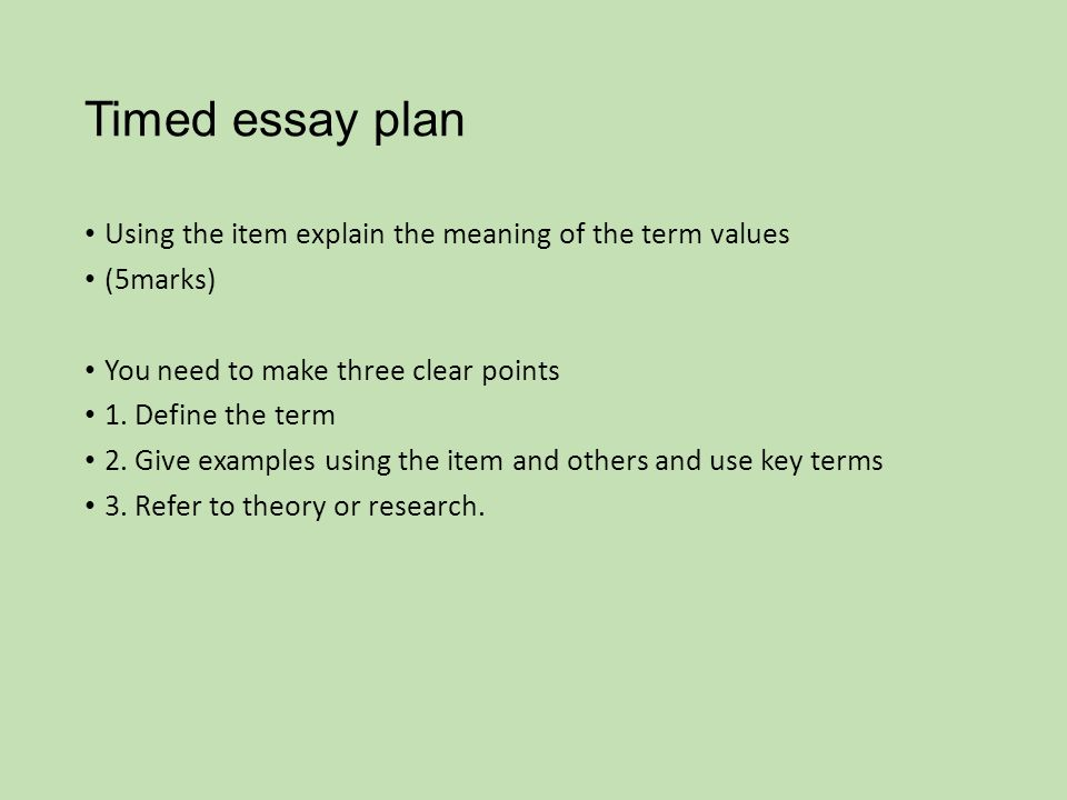 the process of socialization ppt video online  timed essay plan using the item explain the meaning of the term values