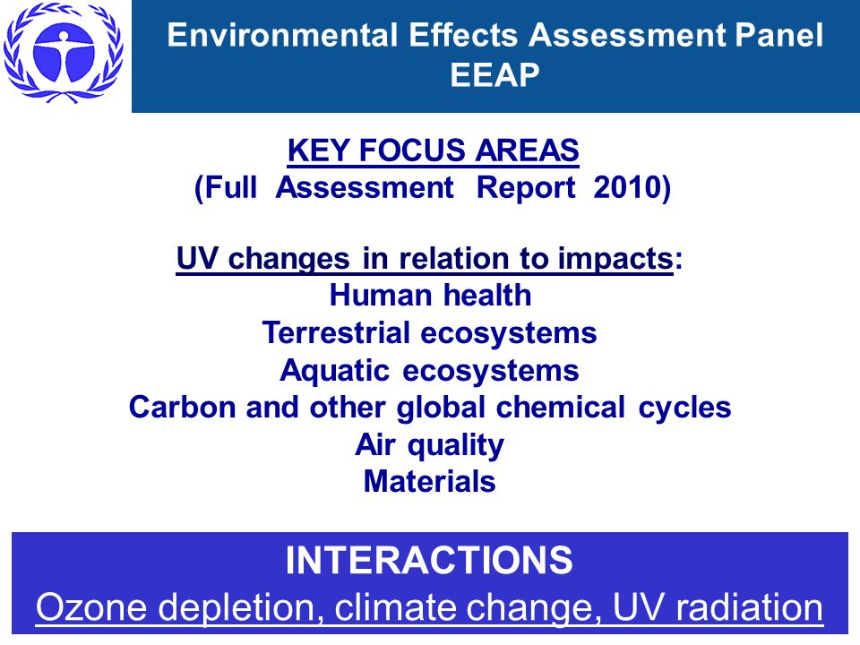 Environmental Effects Assessment Panel (Full Assessment Report 2010)