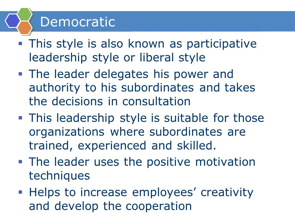 7 Disadvantages of Participative or democratic leadership