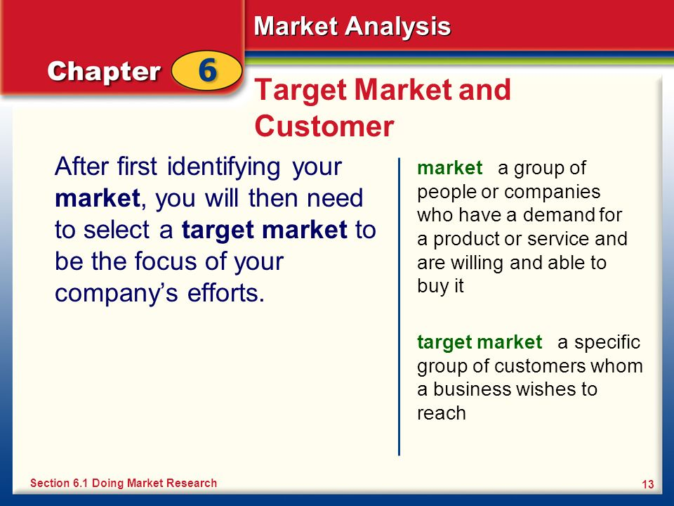 Industry And Market Analysis  Ppt Video Online Download