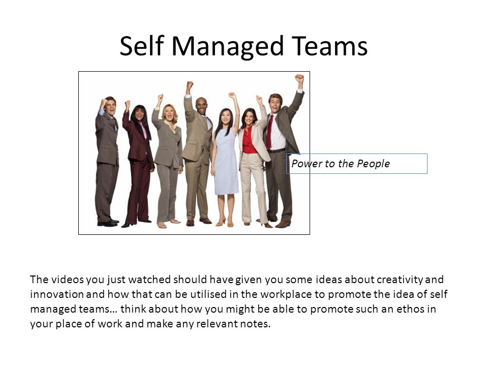 M2.19 Leading Your Work Team - ppt download