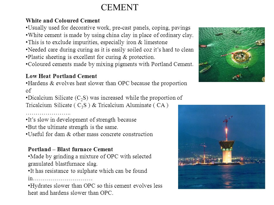 Portland Cement Concrete Ultimate Stress : Faculty of civil environmental engineering ucet ppt