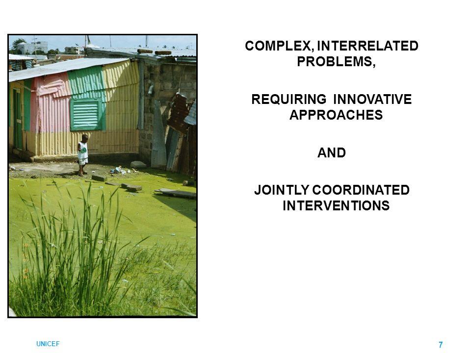 COMPLEX, INTERRELATED PROBLEMS,
