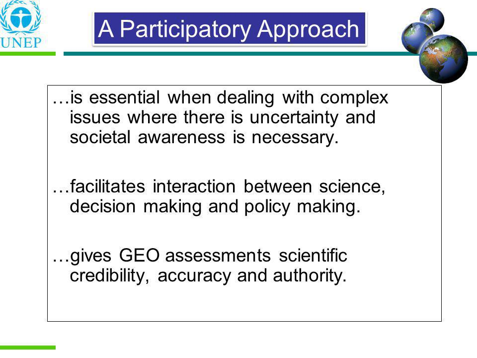 A Participatory Approach