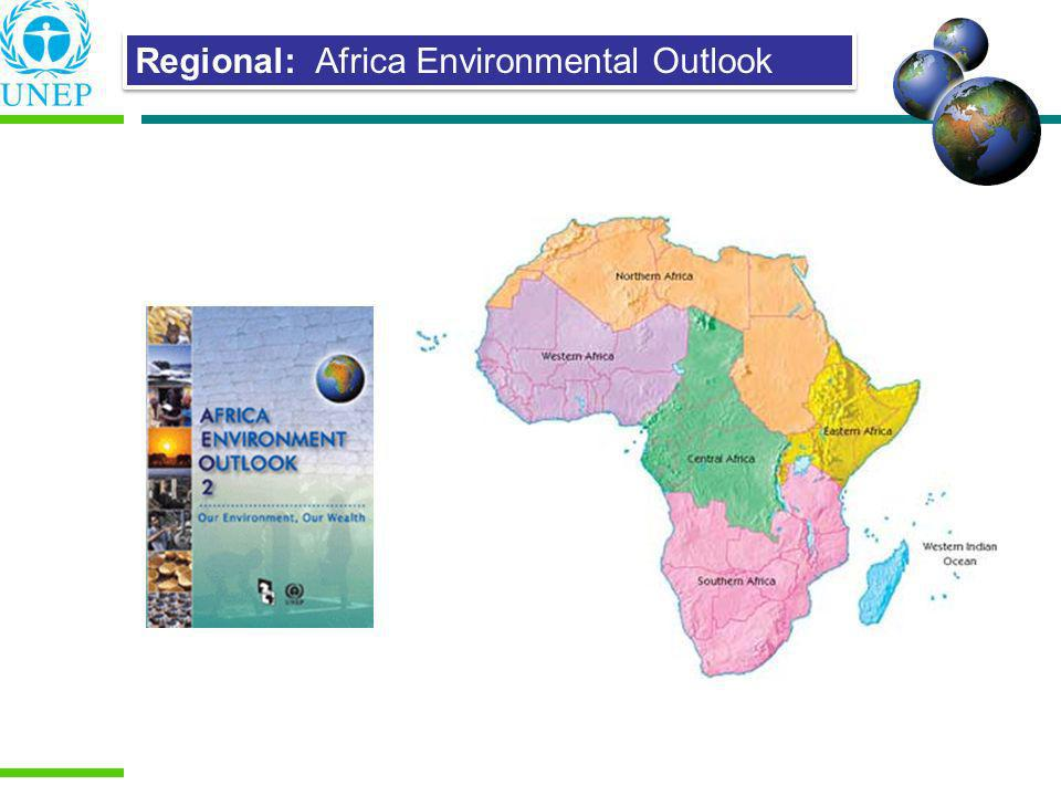 Regional: Africa Environmental Outlook
