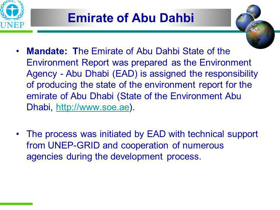 Emirate of Abu Dahbi