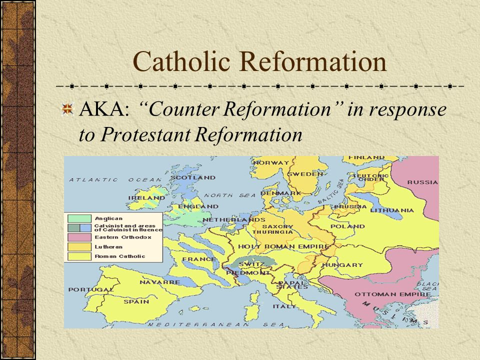 catholic response to reformation The protestant reformation, and the catholic church's response to that, the counter reformation, will have major impacts on art as well in the north, durer, bruegel.